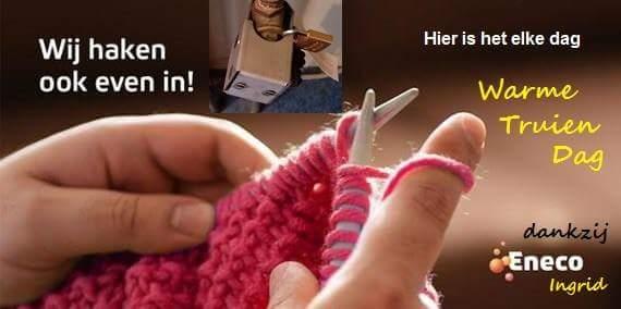 warmte truien dag, Eneco, stadsverwarming, afsluiten, afsluitkosten