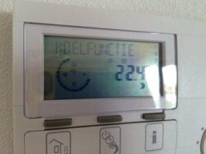 koelen warmtepomp WPL25AC stiebel eltron